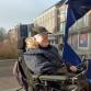 Invalide Adrie beroofd van zijn boodschappen in Zutphen