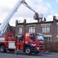 Brandweer rukt uit voor kleine schoorsteenbrand in Warnsveld