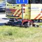 Motorrijder gewond na ongeval op N348