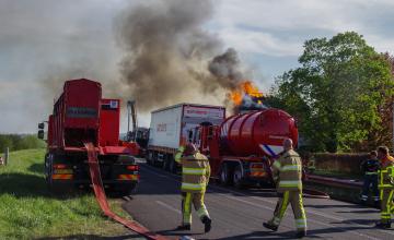 Geruchten over waterproblemen grote brand Zutphen slaan nergens op, meldt de brandweer