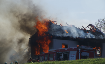 Politie doet onderzoek naar brand in herberg 't Kanon