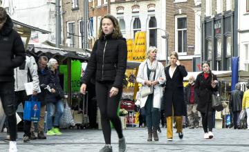 Extra ruimte terrassen hakt Zutphense markt in tweeën