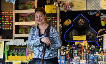 Kermisexploitanten missen de Zutphense binnenstad