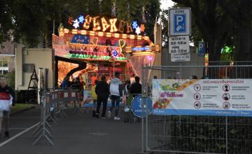 Knokpartij op Zutphense kermis; medebezoekers niet blij