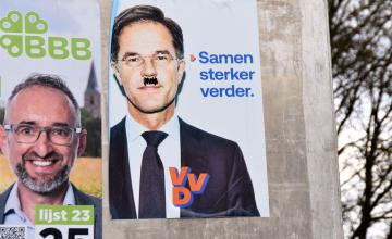 Zutphense VVD: 'Ondanks de haat zijn we alsnog de grootste'