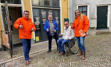 Petra Ackermans baalt want Code Oranje krijgt geen enkele zetel