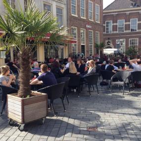 Zutphense terrassenproef gematigd ontvangen: 'horeca positief, omwonenden minder enthousiast'
