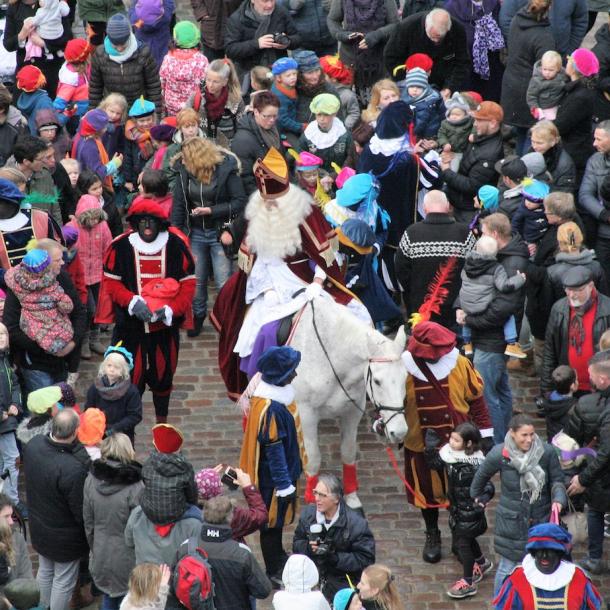 Sinterklaas komt naar de regio! Hier komt hij allemaal langs