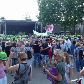 Kinderen in Zutphen kunnen gratis naar het theater tijdens lerarenstaking
