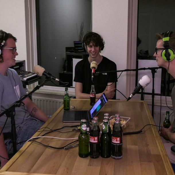 Podcast afl. 5 - Mathijs ten Broeke is podgast