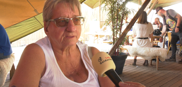 Tante Rikie stopt als festivaldirectrice Zwarte Cross
