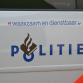 Vandalen vernielen schuurtje bij Brummense school