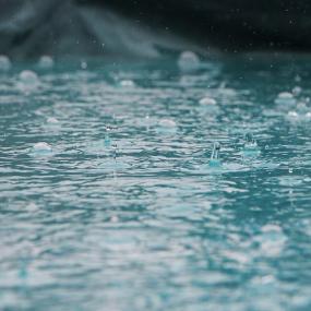Code geel afgekondigd vanwege hevige regenbuien