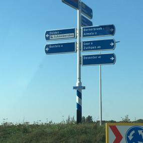 Zutphen heet weer gewoon Zutphen in Delden