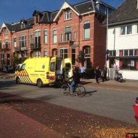 Scooterrijder aangereden op Burgemeester Dijckmeesterweg in Zutphen