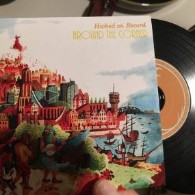 Achterhoekse band komt met bijzonderdere vinylplaat