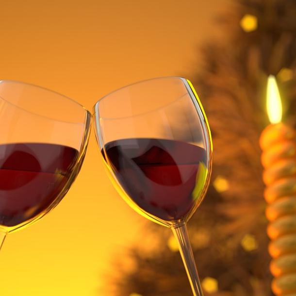Lokale restaurants verwachten topdrukte met kerst