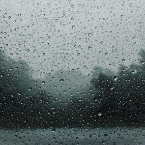 Herfststorm op komst, komende dagen kletsnat