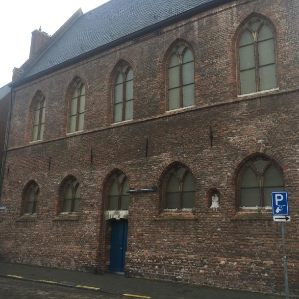 Het Broederenklooster in Zutphen heeft na 425 jaar een nieuwe eigenaar
