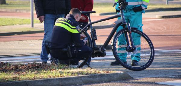 Fietser gewond bij ongeval in Zutphen
