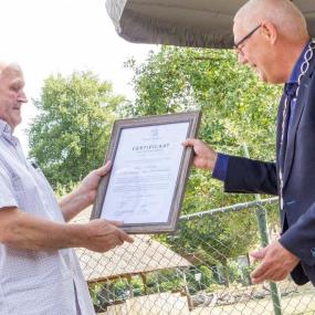 Brummense dierenparkbeheerder Zwiep Prins (70) overleden