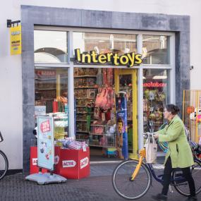 Intertoys verdwijnt definitief uit Zutphen en Lochem