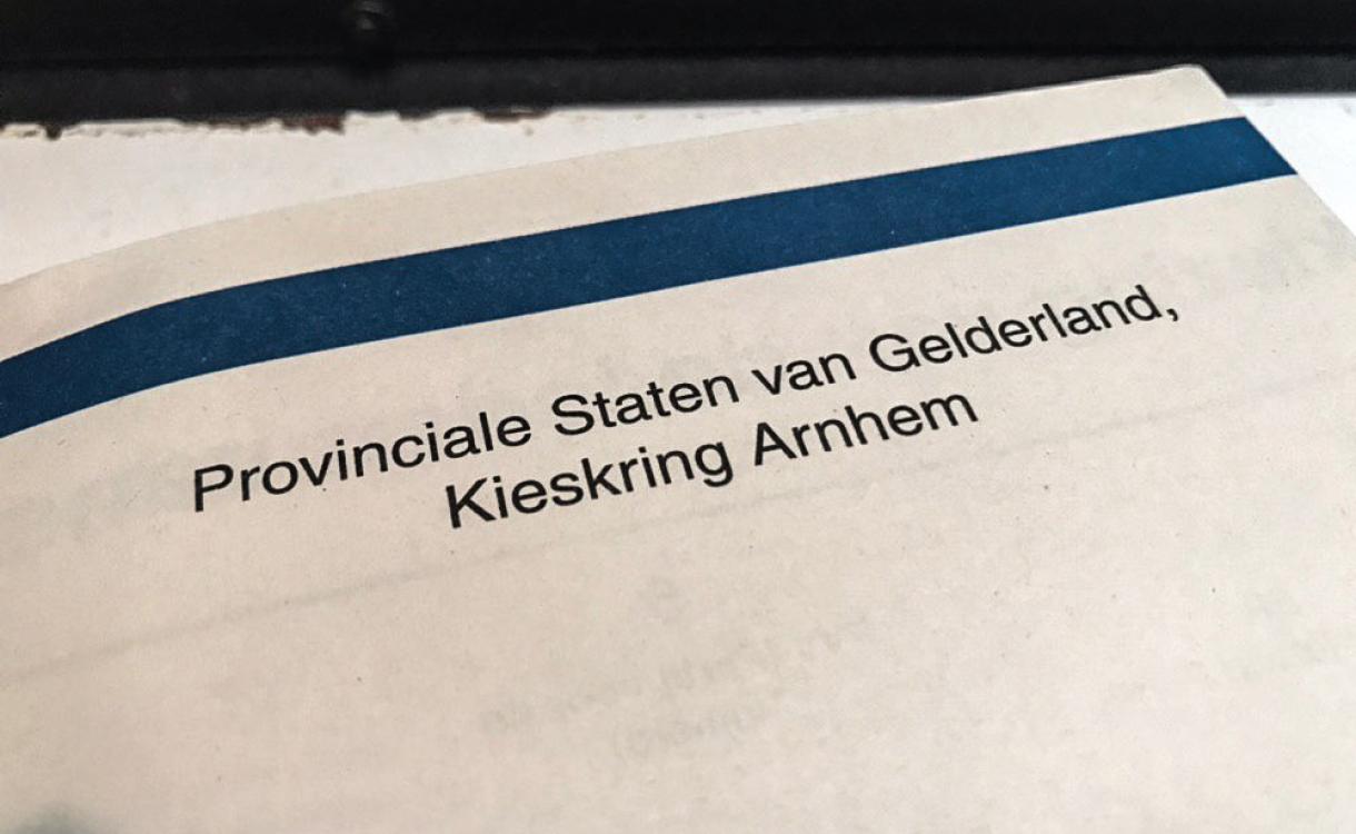 Na anderhalve maand is het zover: Gelderland heeft een coalitieakkoord