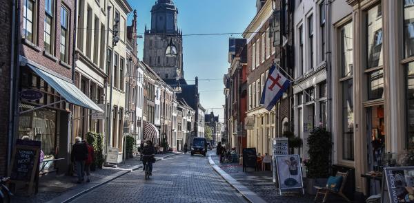 Binnenstadsmanager Zutphen: 'We moeten in de binnenstad de samenwerking beter uitdragen'