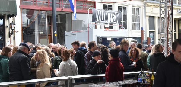 Minder evenementen in de Zutphense binnenstad volgend jaar