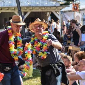 Waarom is de Achterhoek zo'n goede festivalregio?