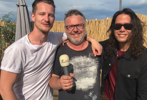 In gesprek met de grote artiesten van morgen in de Zwarte Cross podcast (Podcast afl. 8)