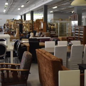 Nieuwe kringloop geopend in Zutphen, waar je je eigen spullen kunt verkopen