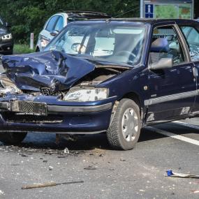 Twee automobilisten op elkaar gebotst op N346 bij Lochem