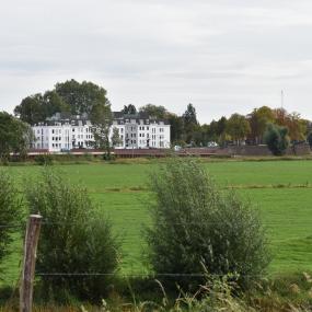 De witte skyline van Zutphen wordt steeds minder wit