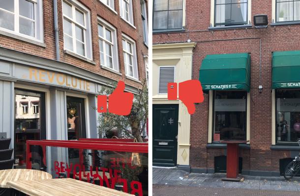 Dit zijn de meest en minst gewaardeerde horecagelegenheden in Zutphen