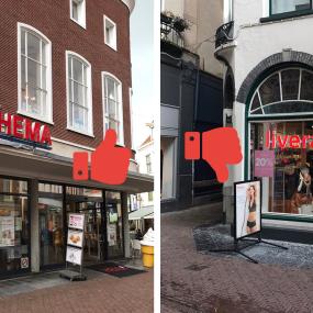 Dit zijn de meest en minst gewaardeerde winkels in Zutphen