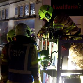 Kwalitaria Brummen net na sluiting getroffen door brand: 'Alle spullen stonden er nog'