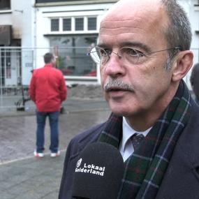 Burgemeester Brummen: 'Winkelhart is flink getroffen door de brand'