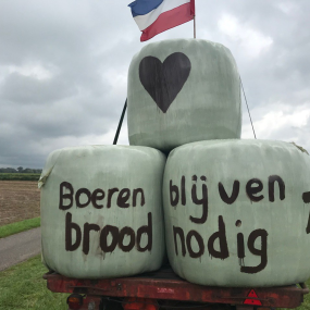 Provincie Gelderland trekt omstreden stikstofregels in na boerenprotesten