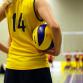 Douchende volleybalsters gefilmd in Vorden