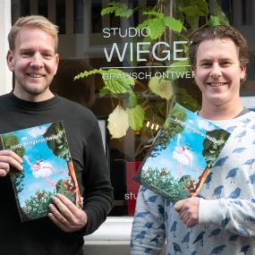 Zutphens auteursduo brengt eerste kinderboek uit