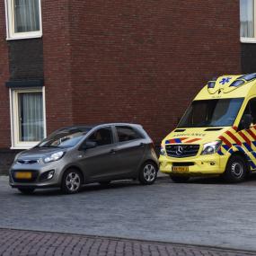 Fietser gewond na aanrijding in Zutphen