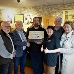 Lochems oorlogsmuseum krijgt 10.000 euro