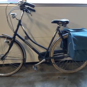 Politie betrapt persoon met gestolen fiets